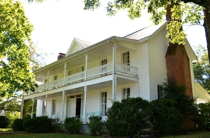 An exterior image of the Edith Newman Culver Memorial Museum.