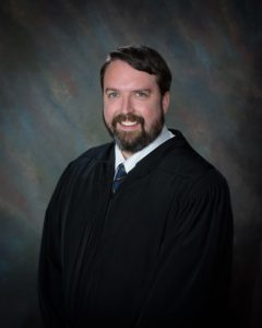An image of Probate Judge Will Motlow.